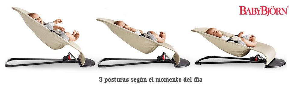 hamaca balance soft babyjorn