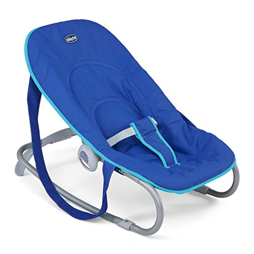 Chicco Easy Relax - Hamaca (hasta 9kg), color azul oscuro