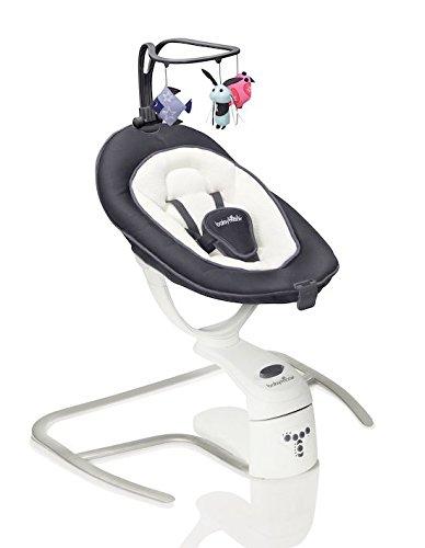 Babymoov Swoon Motion oscilación y cuna, con el asiento ergonómico cómodo y ajustable – A055008
