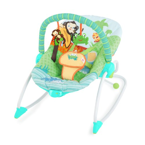 Bright Starts Rocker Peek-A-Zoo - Hamaca